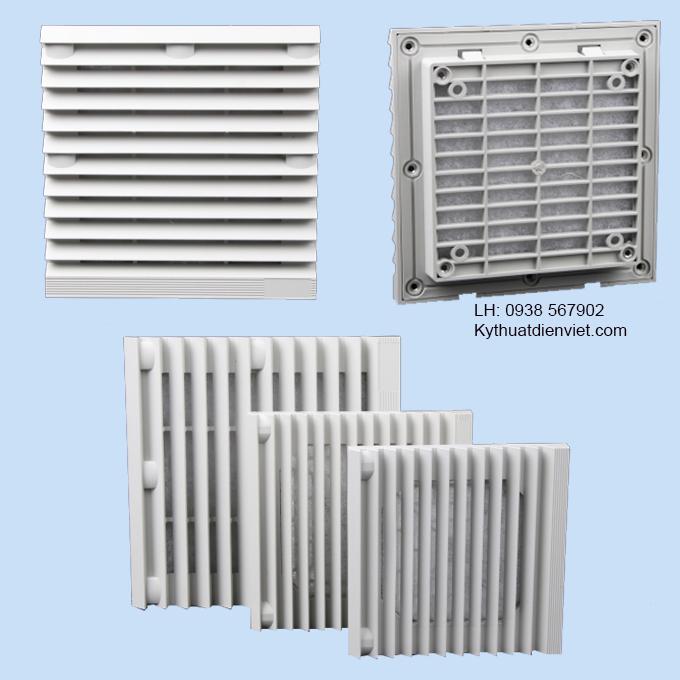 Lưới lọc bụi tủ điện, cho quạt tản nhiệt, lưới lọc bụi.