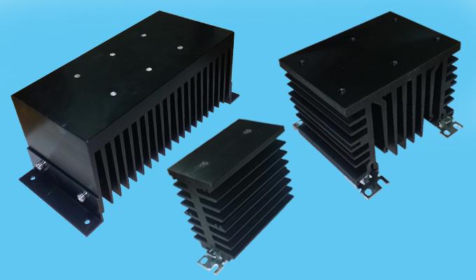 Đế nhôm tản nhiệt, đế tản nhiệt relay bán dẫn SSR, SCR