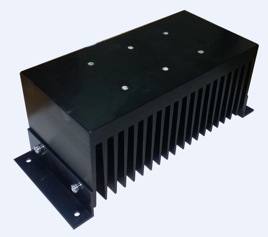 Đế nhôm tản nhiệt cho relay bán dẫn SSR, SCR