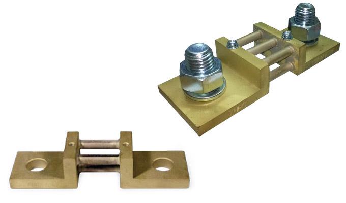 Điện trở Shunt SH400-60mV, điện trở shunt