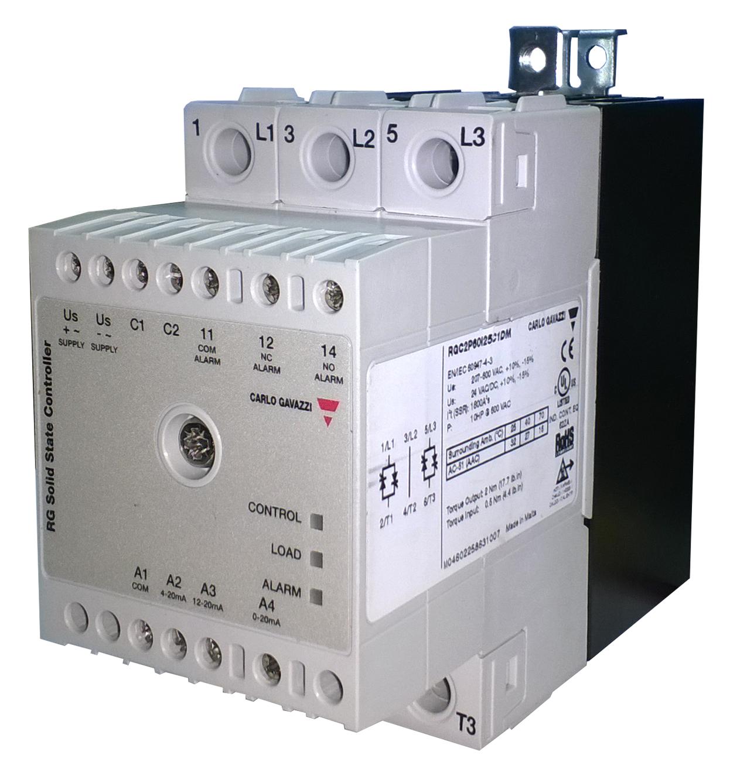 Relay bán dẫn điều khiển bằng biến trở, 4-20mA, 0-10VDC