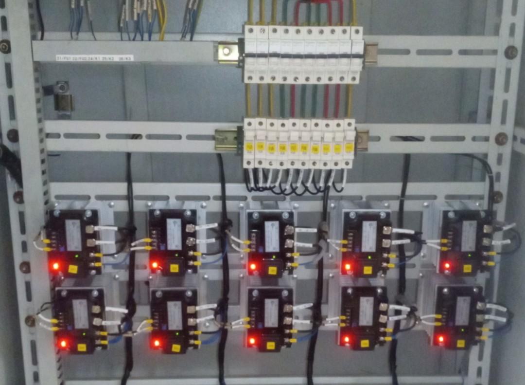 relay bán dẫn điều khiển bằng tín hiệu analog