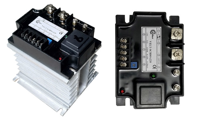 Bộ điều khiển thyristor 1 pha 3 pha SCR