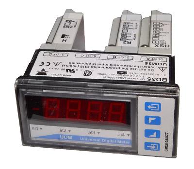 Bộ chuyển đổi, bộ hiển thị tín hiệu UDM35