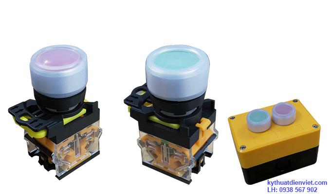 Nút nhấn kín nước, nút nhấn chống nước IP67