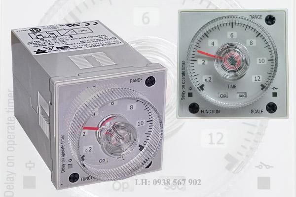 Relay thời gian, Rơ le thời gian, Timer 12VDC, 12VAC