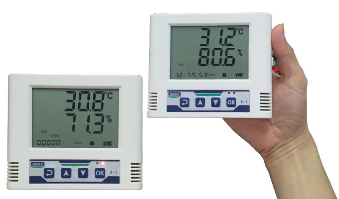Cảm biến đo nhiệt độ, cảm biến đo độ ẩm