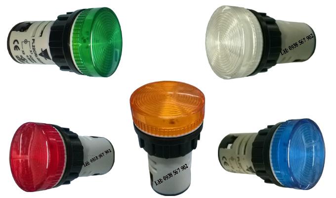 Đèn báo pha, đèn báo tủ điện phi 22