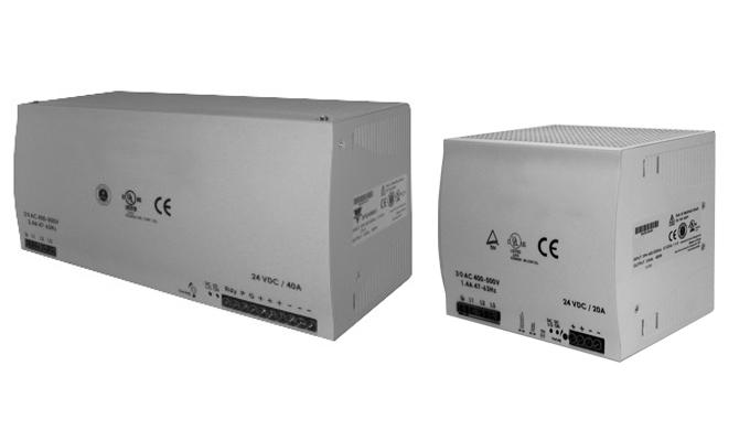 Bộ nguồn 3 pha 380VAC sang 24VDC 10A, 20A, 40A