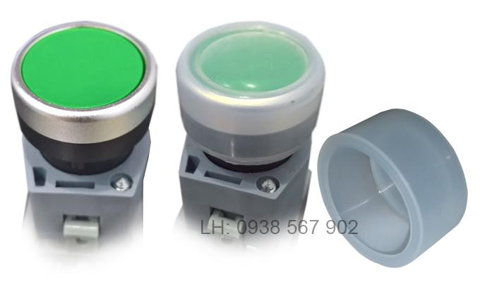 Chụp nút nhấn kín nước, chụp bảo vệ nhấn khẩn