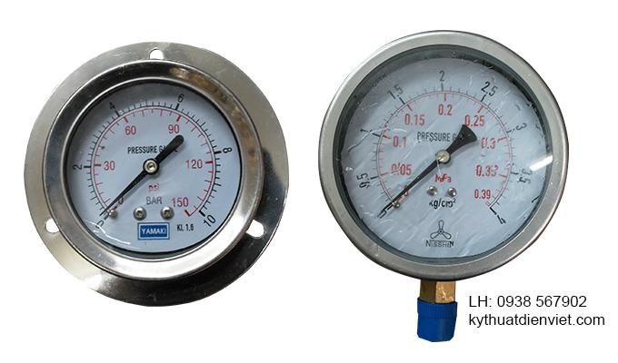 Đồng hồ áp suất, đồng hồ đo áp suất