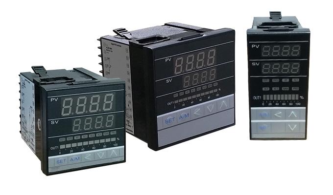Bộ hiển thị áp suất, bộ điều khiển áp suất.