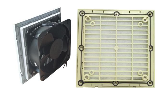 quạt hút thông gió tản nhiệt tủ điện