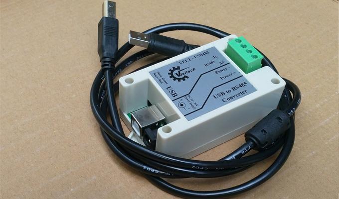Cáp chuyển đổi RS485 sang USB, cáp kết nối RS485