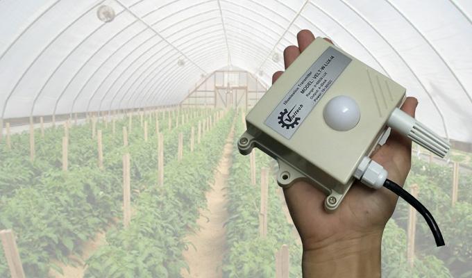 Ứng dụng trong nông nghiệp và vườn ươm.