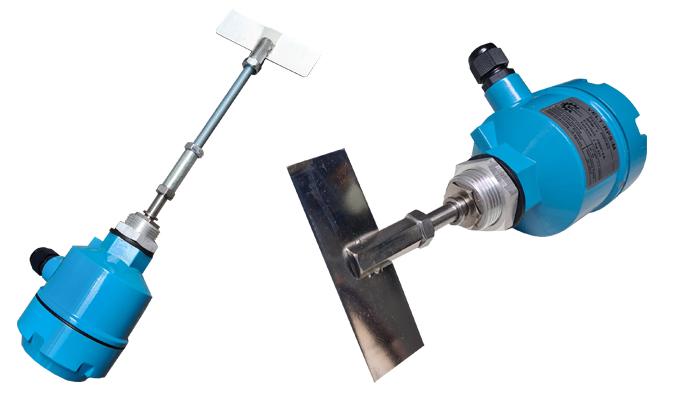 Công tắc báo mức chất rắn bột nhựa dạng xoay VELT-RPS-M